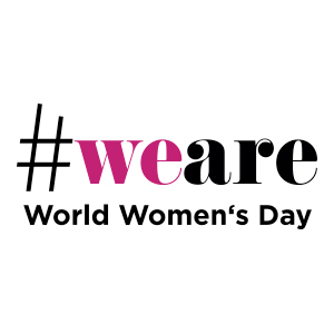 Weare Worldwomensday